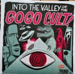 "LP - ✵✵THE GO GO CULT ✵✵ "" Into The Valley "" (Trash, psychobilly, garage)"
